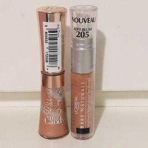 L'Oreal lipsticks bundle